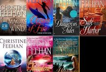 Drake Sisters / This album is for everything Drakes. Book covers, images of what I think some of the characters look like. Images of places I imagined within the book, plus links to Christine Feehan's website where she also has images of what she saw when she wrote the series.