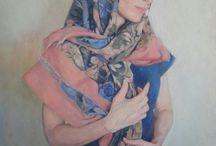 malarstwo - portrety