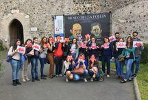 #invasionidigitali #invasionidigitali3D #siciliainvasa2016 #invadicastelloursino / Le invasioni digitali 3D al Castello Ursino di Catania!