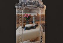 Итальянские зеркала / http://soluzionidicasa.ru/catalog/mirror/