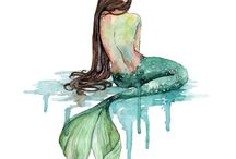 Mermaid :3
