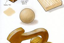Rendering Techniques / by Leslie Cilia