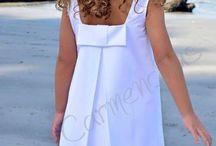 летние платья девочки
