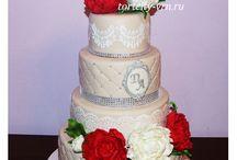 тортсити-свадебные торты / свадебные торты