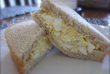 Sandwiches / by Zoriya Martiuk