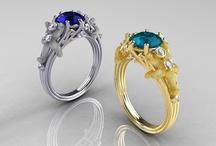 Engagement Rings / by Gnel Karapetyan