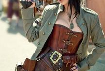 costume inspiration: steampunk