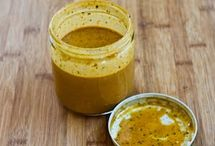Sauces, Dipping sauce, Dressings & Marinades / by Jezabel (Jessy) Arias