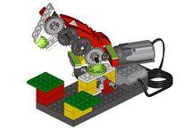 WeDo LEGO / Zbieram na niej najciekawsze pomysły wykonane z LEGO WeDo