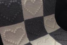 Crochet tutorials blankets/afghans