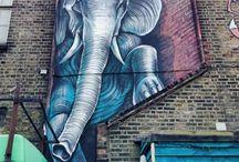 Street Art / by Connie Richard
