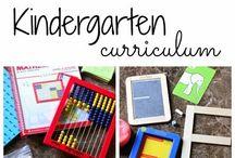Homeschool Resources for Kindergarten