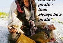 pirates & under the sea