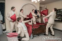 Funny Wedding Party Photos / The best of our Wedding Party poses before and after the wedding.