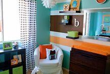 Painting - kids room