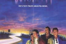 80's movie posters