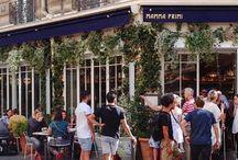 Restaurant, Bars, Insolites : Paris