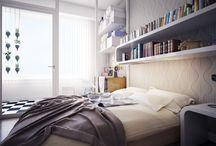 slaap/woonkamer