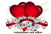 Valentines Seo offer / Does Your Loved One Have a Small Online Business?  Introducing....   Valentines Seo Offer