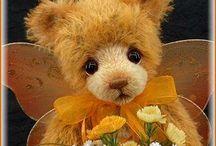 Artist Teddy Bears