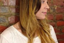 Ombre Color / Great example of Ombre Hair Color