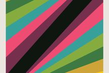 Colorful Patterns / by PANTONE COLOR