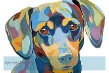 Love Dogs / by Jo Munday
