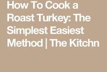 Turkey dinner / Turkey