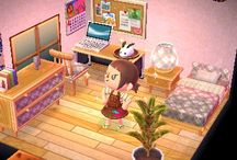 Acnl: room ideas