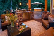 Cooking in Nature - Outdoor Kitchens / Patio Furniture - Outdoor Kitchens