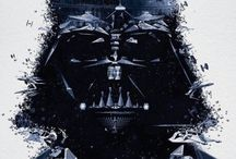 Star Wars Artwork / by Danny Lee James