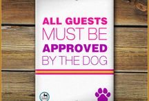 PET SIGNS / PET SIGNS - NOW AVAILABLE www.AwPaws.com