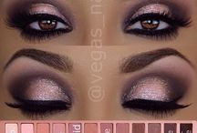 eyeshadows / eyes