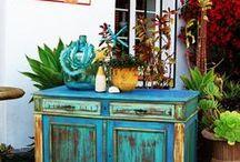 Home décor paint