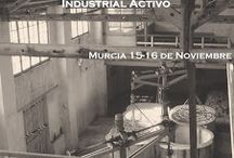 Congresos y jornadas Patrimonio Industrial
