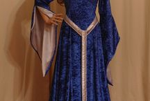 Elven / medieval / fantasy clothing / by GemsPlusLeather