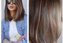 Thursday hair