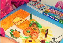 Prace plastyczne / malujemy, wycinamy, lepimy, po prostu twórczość dzieci