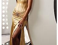 Fashion ✄ Dress (Gold)