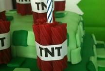 Noah's Minecraft Party / by Rachel Jimenez