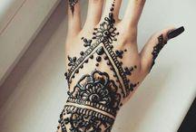 Hard Henna Art