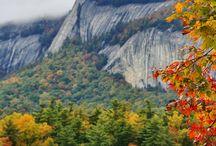 Fall on the Highlands Cashiers Plateau