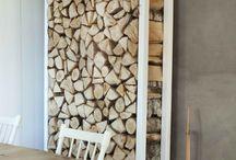 loc de lemne