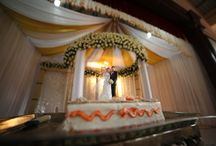 Kerala Christian Wedding - Designer Wedding Cakes