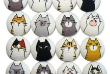 cosas para gatos y perros / by Andrea Labarca