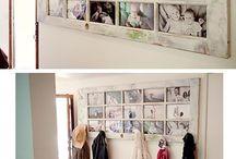 Puertas recicladas | Ideas DIY / Ideas e inspiración para reciclar diy tus puertas antiguas en multitud de nuevos objetos de tendencia en interiorismo y decoración.