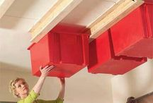 Storage Ideas / by Michelle Marie