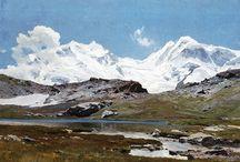 Landscape / mountains