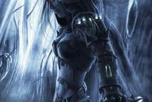 Fantasy artwork / Fantasy & Science Fiction artwork