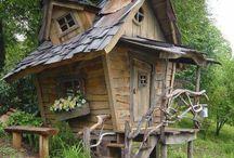Casas de Brujas